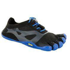 Save $ 10 order now New Vibram FiveFingers KSO Evo Black/Blue 36 Youths Shoes at