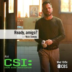 Nick and Doc have a case to solve in Mexico! -CSI