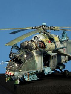 Mi 24, KMK Scale World 2012 Competition models