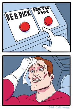 It can be a tough choice.