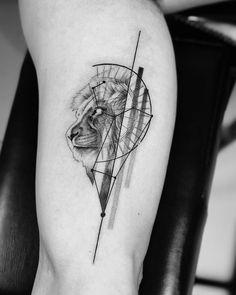 ♌️ - Thanks, Flaviano - (October: Hamburg) # Löwe ♌️ - Dan . - ♌️ – Thanks, Flaviano – (October: Hamburg) # Löwe ♌️ – Danke, Flaviano – (Ok - Wolf Tattoos, Lion Head Tattoos, Forearm Tattoos, Body Art Tattoos, Hand Tattoos, Sleeve Tattoos, Tattoo Art, Lion Tattoo Design, Tattoo Designs