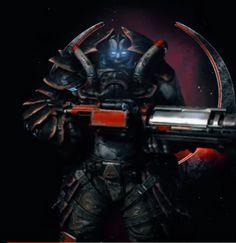 Quake Champions: Scalebearer, trailer e profilo del campione