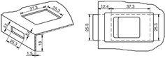 Essentra Components - Sliding Locks