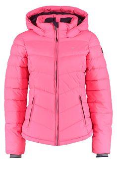 Gaastra Kurtka zimowa diva pink fluo