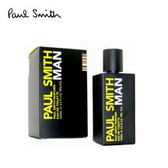 Grab a bottle of Paul Smith Man for a touch of ingenuity and sharp elegance. Made to brighten you up with its tonic effect, this fragrance combines exotic ingredients like anise, yuzu, incense, orris, and tonka beans. The scent is a mix of citrus and smooth spice unlike any other. Your scent should reveal your true character. If you're confident enough to stand out from the rest, then Paul Smith is for you.