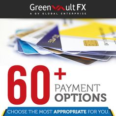 Greenvault #FX offers its clients innumerable opportunities for #deposit/#withdrawal. Are you sure you know about all of them?  Find all ways for deposit/withdrawal here and choose the most appropriate for you.