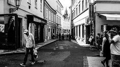 Old Man Walking Photo by Tony Ebikeme — National Geographic Your Shot