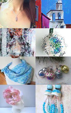 September Blues by Dobromira Ivanova on Etsy--Pinned with TreasuryPin.com