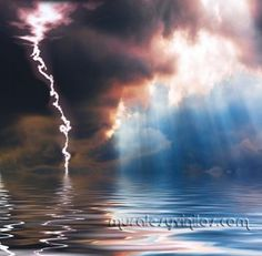Resultado de imagen de cuadros de tormentas