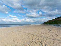 California - Fabulous beach just 5 minutes walk from all three chalets near Great Yarmouth East Anglia UK #ShareTheGreatTimes