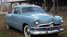 1950 Ford Custom Coupe presented as lot K23 at Kissimmee, FL