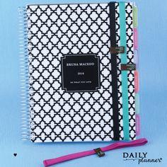 Compre online - www.paperview.com.br #meudailyplanner #planner2016 #dailyplanner #loveplanner #organização #decor