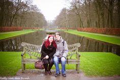 Tarde de encontros e semana no L'Abri holandês