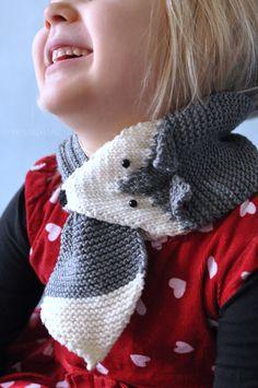 PUISTOLASSA: SULOISEN PEHMEÄ, KETTUMAINEN KAULALIINA Knit Crochet, Knitting Patterns, Crocheting, Kids, October, Fashion, Tricot, Crochet, Young Children