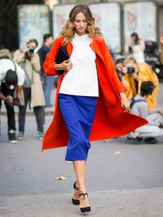 Tip of the Day: How to Play Up Your Primary Colors via @WhoWhatWear