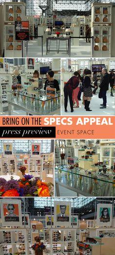 Fashion's Elite Get a Taste of Spring Specs Appeal: http://eyecessorizeblog.com/?p=4365
