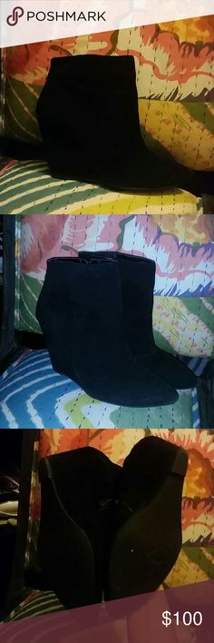 Boots antheopologie Like a new fits 8 and 8.5 Anthropologie Shoes Ankle Boots & Booties