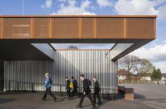 Gallery of Carshalton Boys Sports College / Fraser Brown MacKenna Architects - 4