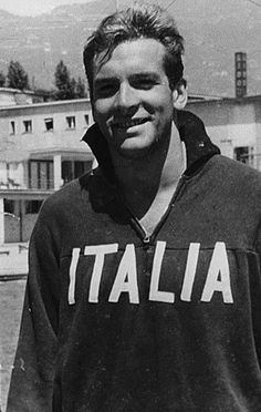 A Young Bud Spencer - Champion Olympic Swimmer for Italy. Promis 39e0c63280