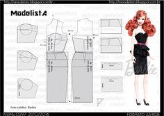 ModelistA: A3 NUMo 0297 DRESS