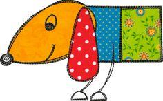 Der Stickbär | Hotdog Doodles