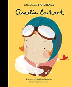 Amelia Earhart (Little People, Big Dreams) by Ma Isabel S... https://www.amazon.com/dp/1847808883/ref=cm_sw_r_pi_dp_o9dBxbQWG45CJ