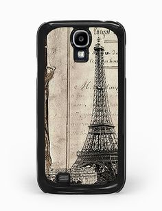 Forever Paris Galaxy S4 Case
