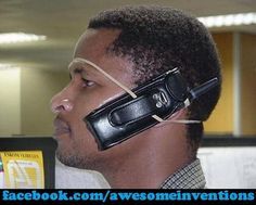 Awesome Hands Free Technology!