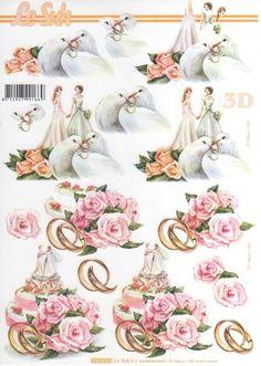 3D mariage