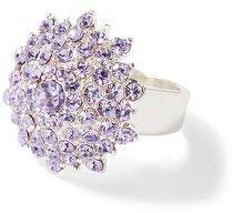 #whitehouseblackmarket.com                          #ring                     #Silvertone #Lilac #Starburst #Ring #White #House #Black #Market              Silvertone Lilac Starburst Ring - White House | Black Market                                            http://www.seapai.com/product.aspx?PID=404728