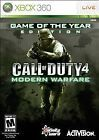 Call of Duty 4: Modern Warfare -- Game of the Year Edition (Microsoft Xbox 360