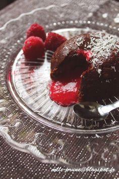 Brownie cru, cœur coulant aprodisiaque. | MllePrune