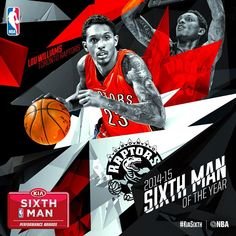Toronto Raptors, Lou Williams, S Man, This Is Us, Sports, Movies, Movie Posters, Hs Sports, Films