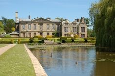 Coombe Abbey Park.