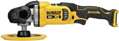 DEWALT 20V MAX XR Cordless Polisher, Rotary, Variable Speed, 7-Inch, 180 mm, Tool Only (DCM849B) - - Amazon.com