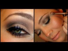 another urban decay naked2 tutorial...(i think it was pretty before adding the eyeliner on top and bottom ;) )