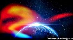 Új Világtudat   Az Élet Más Szemmel: A Föld mágneses mezejének rezonanciája megnégyszereződött az elmúlt napokban