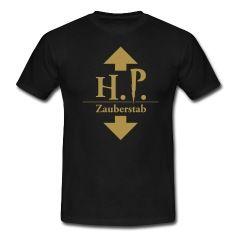 zauberstab T-Shirts