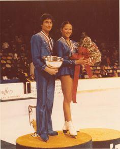 Olympic Figure Skaters Randy Gardner and Tai Babilonia ...