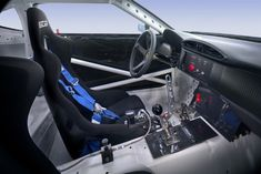 Damn that's a good looking stripped interior lol.