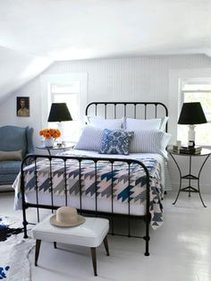 Bedroom Design Ideas - Guide to Bedroom Decorating - Country Living
