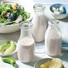 Herbed Buttermilk Ranch Dressing Recipe- Southern Living Feb 2015 http://www.myrecipes.com/recipe/herbed-buttermilk-ranch-dressing