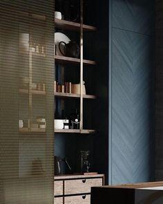 36 Rustic Pantry Door Ideas For Your Inspiration Interior Design Kitchen, Modern Interior Design, Interior Architecture, Deco Design, Küchen Design, House Design, Design Trends, Rustic Pantry Door, Salas Lounge