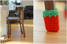 Fundas de silla cubiertas de la silla protector por HandfulCrafts