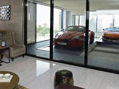 luxury garage image