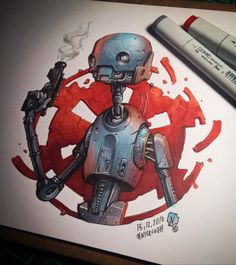 K-2SOArt by Andrey Pridybaylo
