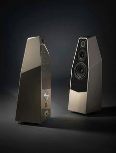 Wilson Audio Sabrina speakers high end audio audiophile