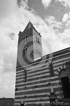 Portovenere a beautiful little medieval village near la spezia
