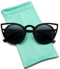 968da114c4254 Womens Cateye Retro Fashion Retro Round Lens Cat Eye Sunglasses   Click  image to review more details. (This is an affiliate link and I receive a  commission ...