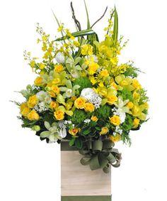 Hoa không thể thiếu trong những sự kiện, trong sinh nhật bạn bè cũng vậy. Sau đây 1 số  mẫu hoa chúc mừng sinh nhật bạn bè đẹp kỷ niệm bạn bè.